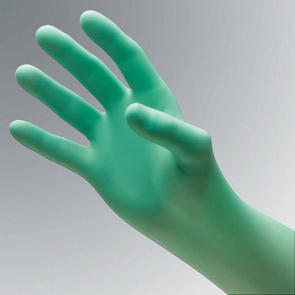144 - Prestige® Green Latex Sterile Surgical Glove - www.ihcsolutions.com