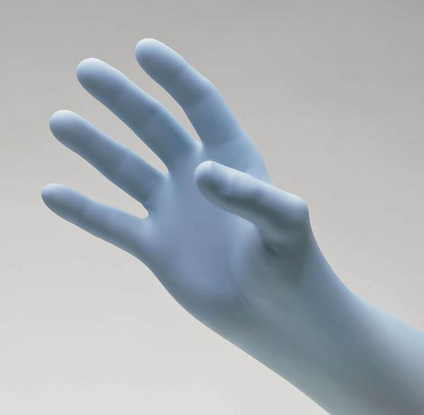 157 - NitriDerm® Ultra Blue Nitrile Exam Gloves - www.ihcsolutions.com