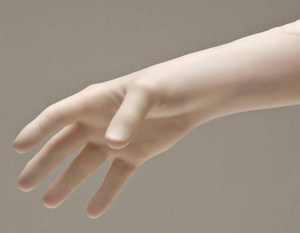 162 - DermAssist® Stretch Vinyl Exam Gloves - www.ihcsolutions.com