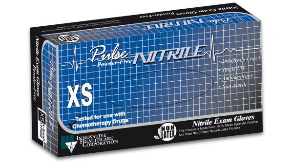 177 – Pulse® Nitrile Exam Gloves - Innovative Healthcare Solutions