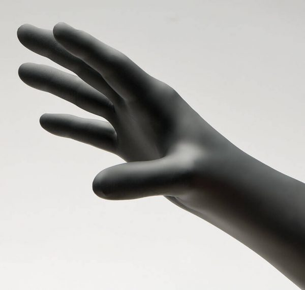 187 - NitriDerm® Ultra Black Nitrile Exam Gloves - www.ihcsolutions.com