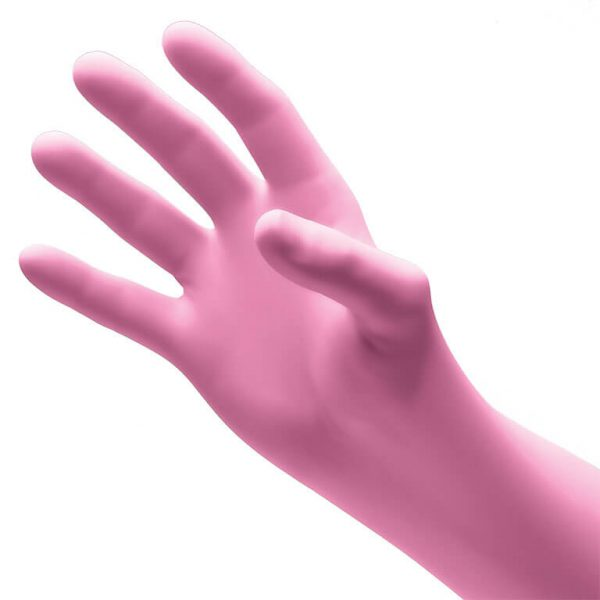 193 - Pulse® CR Pink Chloroprene Exam Gloves - www.ihcsolutions.com