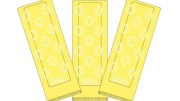 72-100 - DermAssist® Sox™ Slip-Resistant Patient Socks - Yellow