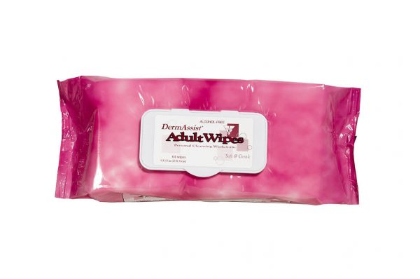 80-501 - DermAssist® Disposable Wipes - www.ihcsolutions.com