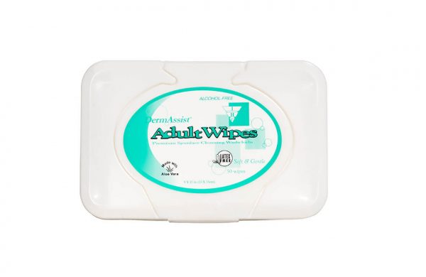 80-300 - DermAssist® Disposable Wipes - www.ihcsolutions.com