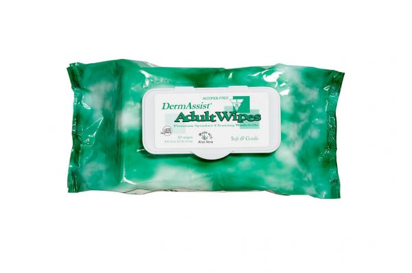 80-301 - DermAssist® Disposable Wipes - www.ihcsolutions.com