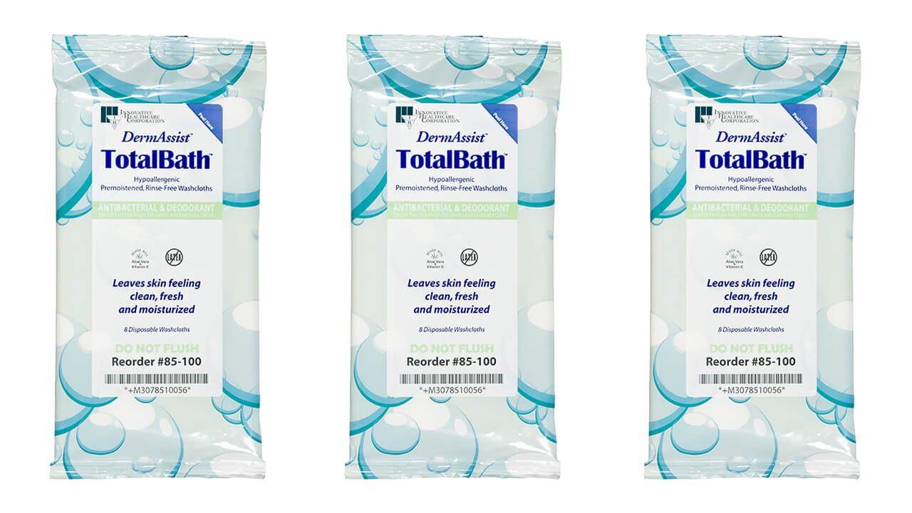 85-100 - TotalBath® Bath Cloth
