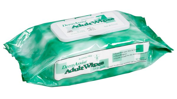 80-301 – DermAssist® Adult Wipes - Innovative Healthcare Solutions