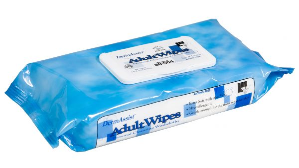 80-504 – DermAssist® Adult Wipes - Innovative Healthcare Solutions